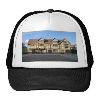 Shakespeare's Birthplace in Stratford Upon Avon Cap