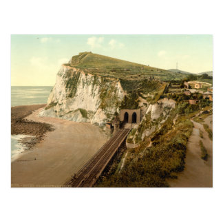 Shakespeare's Cliff, Dover, Kent, England Post Card