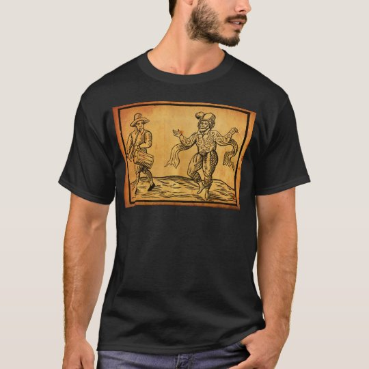 Shakespeare's Favourite Clown Will Kempe T-Shirt
