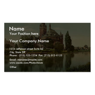Shakespeare's Memorial Theatre, Stratford-on-Avon, Business Card Template