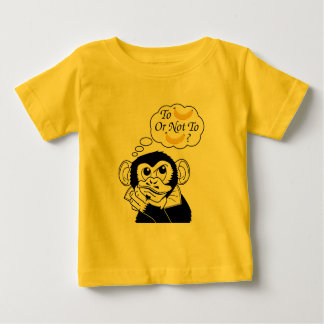 Shakespeare's Monkey Baby T-Shirt