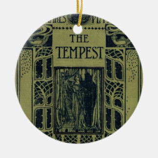 Shakespeare's The Tempest ornament