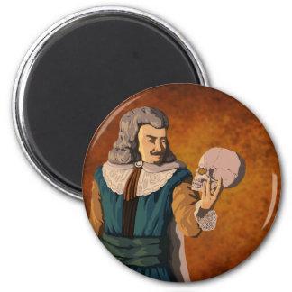 Shakespear's Hamlet Magnet