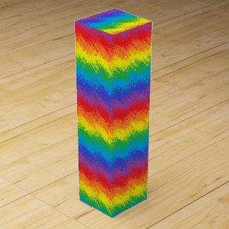 Shaking Rainbow Wine Box