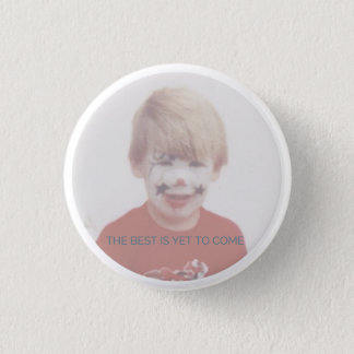 "Shakka Clown Button (1"")"