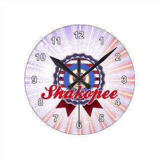 Shakopee, MN Clocks