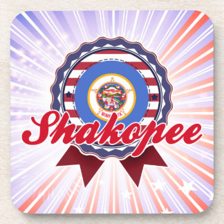 Shakopee, MN Beverage Coasters