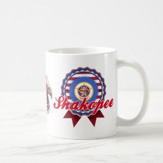 Shakopee, MN Basic White Mug
