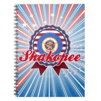 Shakopee, MN Note Books
