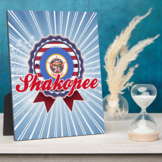 Shakopee, MN Display Plaques