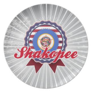 Shakopee, MN Plates