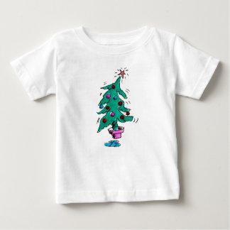 Shaky Christmas Tree Tee shirt