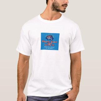 SHALI Logo Front T-Shirt
