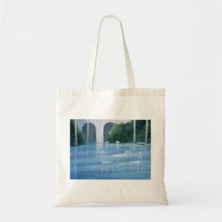 Shallow End Budget Tote Bag