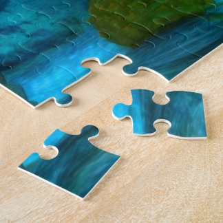 Shallow Waters Aquatic Jigsaw Puzzle