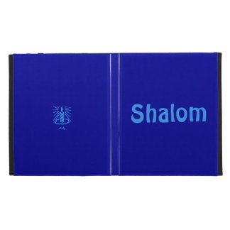 Shalom Blue Caseable iPad Folio iPad Folio Covers