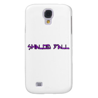 shalom galaxy s4 cover