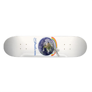 Shalom christian products skateboard