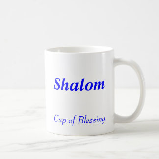 Shalom - Cup of Blessing