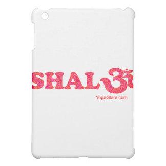 Shalom flowers iPad mini cases