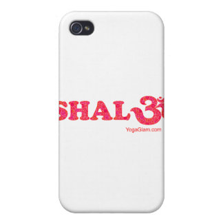 Shalom flowers iPhone 4 covers