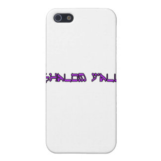 shalom case for iPhone 5