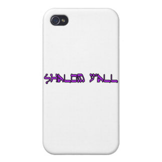 shalom iPhone 4/4S cover