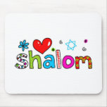 Shalom Mouse Mats