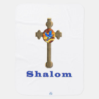 Shalom products buggy blanket