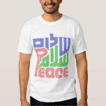 Shalom Salaam Peace Shirts