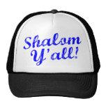 Shalom Y'all! Trucker Hat