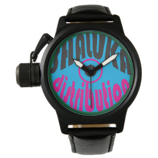 """Shaluka Dist. """"You Know What Time It Is"""" Watch"""