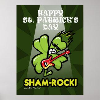 Sham-Rock Poster