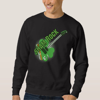 Sham Rock St Patrick's Day Sweatshirt