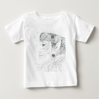 Shaman angel guide baby T-Shirt