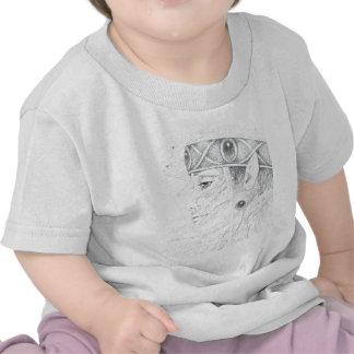 Shaman angel guide t shirts