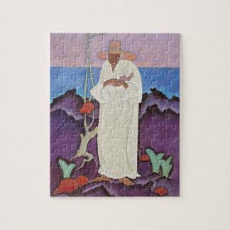 'Shaman' - Arman Manookian Jigsaw Puzzle