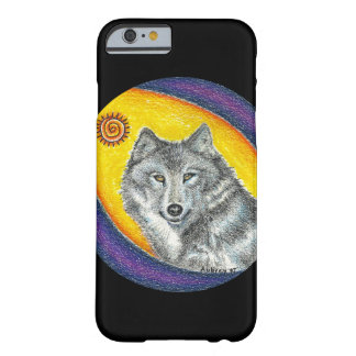 Shaman Healing Wolf Barely There iPhone 6 Case