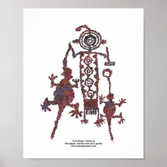 Shaman Image 4 8x10 Poster
