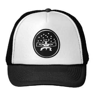 Shaman Ritual Cap