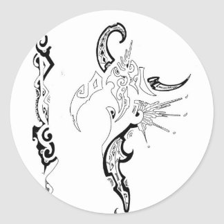 Shaman s dream stickers