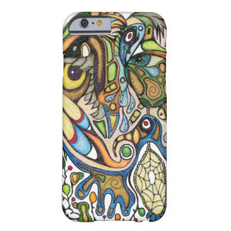 Shaman Spirit (Dream of the Thunderbird) Barely There iPhone 6 Case