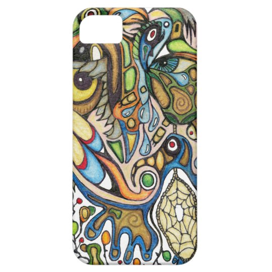Shaman Spirit (Dream of the Thunderbird) Case For The iPhone 5