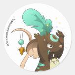Shaman Sticker