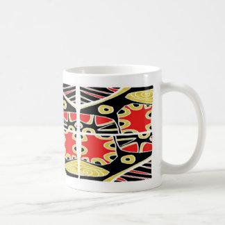 shaman sun classic white coffee mug