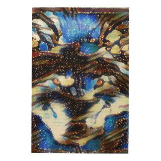 Shaman Wolf Spirit Nature Art