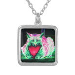 Shamanic Kitty Necklace