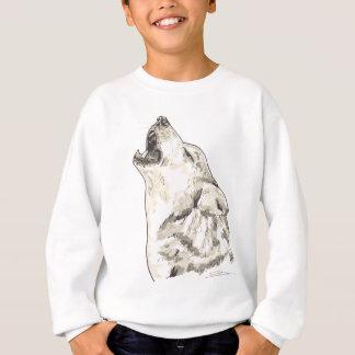 Shamanic Spirit of Wolf Sweatshirt