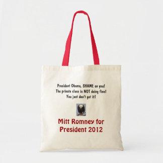 Shame on Obama Bag