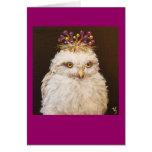 shameena the owl card